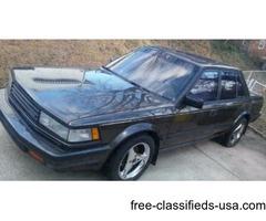 1986 Nissan Max Classic
