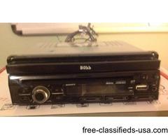 Boss BV9977 7 inch in dash wide screen dvd player