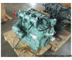 Lister Petter, Onan, Cummings, 4 Cylinder Diesel Engine