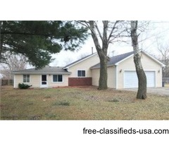Beautiful 1800 SQFT ranch that sits way back on almost 1 acre!