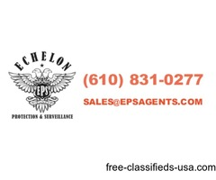 Echelon Agents Philadelphia