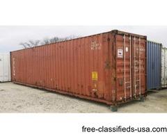 Conex Storage Containers