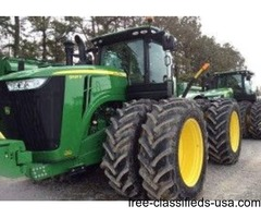 2014 John Deere 9640R Tractor For Sale