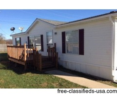 Very nice 3BR 2Bath doublewide in Lakeside