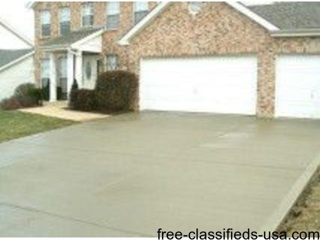 G & P Concrete - Best in O'Fallon! | free-classifieds-usa.com