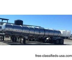 2012 Polar Tanker Trailer For Sale