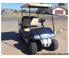 2010 GOLF CART 4 SEATER
