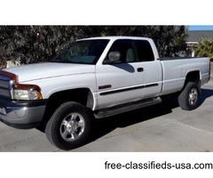 2001 Dodge Diesel HO