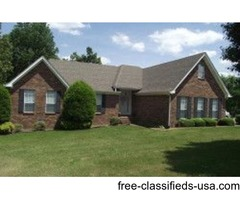S.W. Tennessee Home Reduced Near Tennessee River