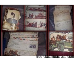 Us Army Love Letters WWII