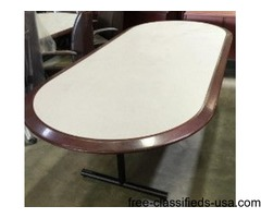Preowned 8' Conference Table