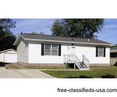 2 bedroom home in Minot ND yours for $168,000