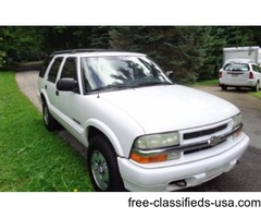 2003 Chevy Blazer 4X4- SOUTHERN VEHICLE
