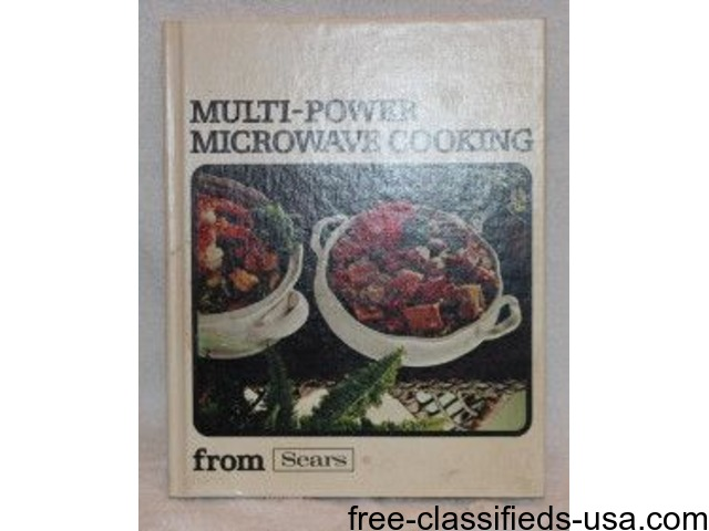 Multilpe - Power Microwave Cooking | free-classifieds-usa.com