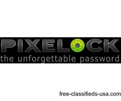 Pixelock free online password security manager