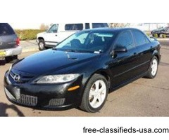 2008 Mazda 6 S Sports Ed. V6 5 Spd Low Miles - Only 90k
