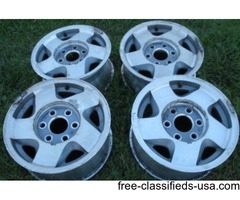 Chevrolet 1500 Wheel Chevy GMC GM Rim