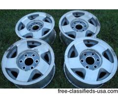Chevrolet 1500 Wheel Chevy GMC GM Rim