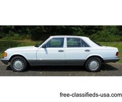 Mercedes 1988 - 300SE