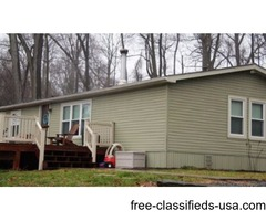 FULLY RENOVATED DOUBLE WIDE MOBILE HOME