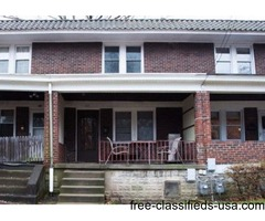 Ditch your East End commute — 3 Bedroom home in Wilkinsburg