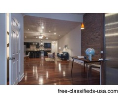 This loft-style condo is located right in the heart of Lawrenceville