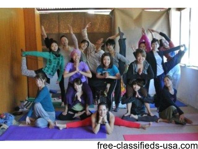 Yoga Teacher Training Courses | free-classifieds-usa.com