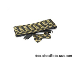 Exclusive Collection of Cummerbunds from Design Your Tie