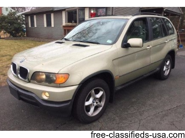 1owner2002bmwx53 0awd