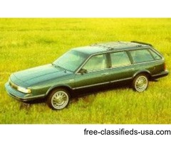 WANTED to BUY '93 to '96 Olds or Buick Wagon