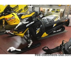 ONLY $165 A MONTH! NEW 2016 Ski-Doo MXZ Blizzard Rotax 1200 stock