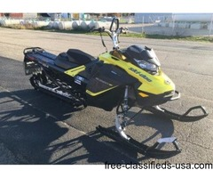 ONLY $166 PER MONTH! NEW 2017 Ski-Doo Summit SP