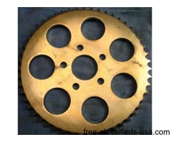 New Rear Sprocket - 51T X 530 - Harley-Davidson