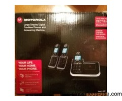 2 New Sets of Cordless Phones