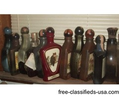 Rare 50 Year Old Full Case Of Jim Beam Bourbon Virginia Wildlife Series
