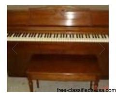 Wurlitzer Player Piano