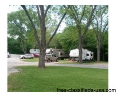 Mobile home/RV lots for rent