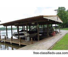 Secluded Waterfront home on 2 acres