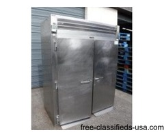 "68""STAINLESS STEEL REFRIGERATOR"