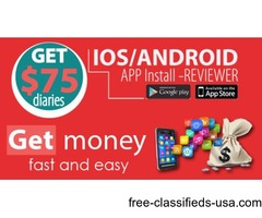 ¿Are you looking for extra money fast and easy using your cell phone?