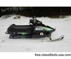 1994 Artic Cat 580 Z Snowmobile for Sale