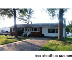 Great price for three bedroom, one bath home