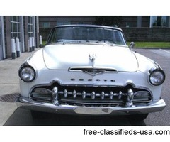 1955 Desoto Fireflite S21 Convertible For Sale