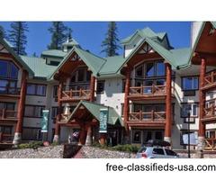 Fernie Alpine Resort Ski-In, Ski-Out Condo