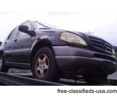 Parting out - 1998 Mercedes ML320 Stock 16130