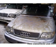 Parting out - 1996 Audi A6 SW Stock 16126