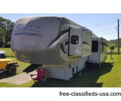 2012 Dutchman Komfort 5th Wheel