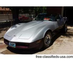 1982 Corvette t-tops