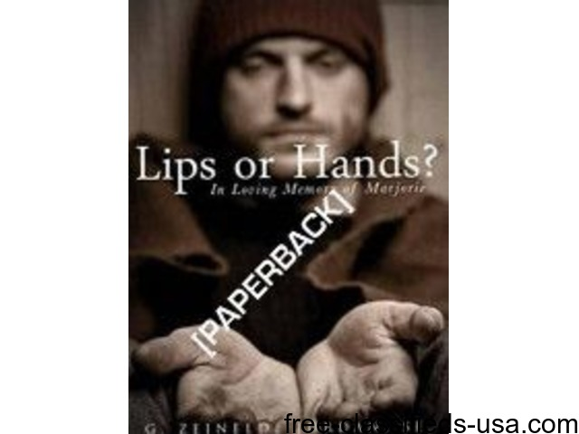 Lips or Hands Paperback | free-classifieds-usa.com