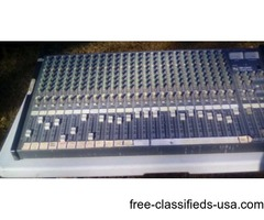 Mixing board, bass for sale